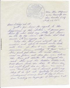 February 23, 1945, p. 1