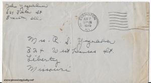 1945-08-02 (JFY) envelope