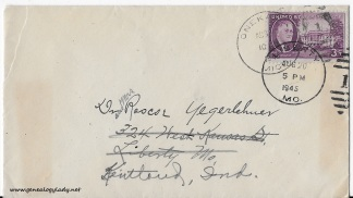 1945-08-16 (SS) envelope front