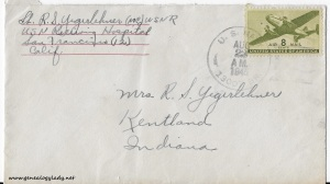 August 21, 1945