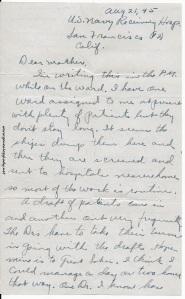 August 21, 1945, p. 1