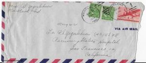 August 22, 1945 envelope
