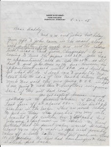 August 22, 1945, p. 1