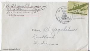 1945-08-22 (RSY) envelope