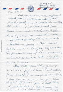 August 25, 1945, p. 1
