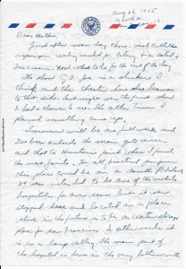 August 26, 1945, p. 1