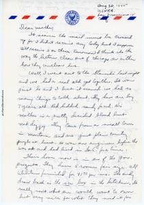 August 30, 1945, p. 1