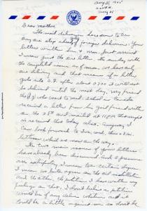August 31, 1945, p. 1