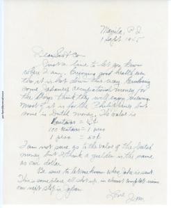 September 1, 1945