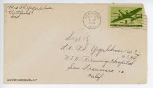 1945-09-19 (GRY) envelope
