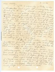 September 19 (or 20), 1945, p. 1