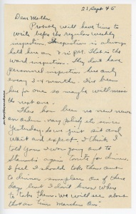 September 21, 1945, p. 1