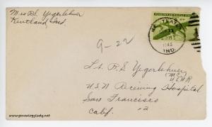 1945-09-22 (GRY) envelope