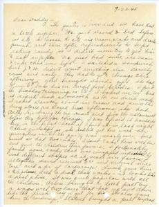 September 23, 1945, p. 1