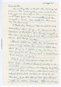 September 26, 1945, p. 1