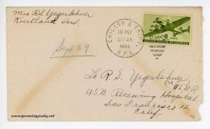 1945-09-29 (GRY) envelope