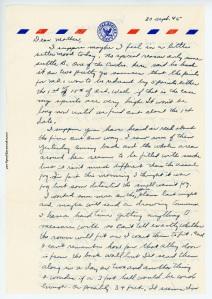 September 30, 1945, p. 1