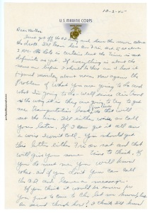 October 3, 1945, p. 1