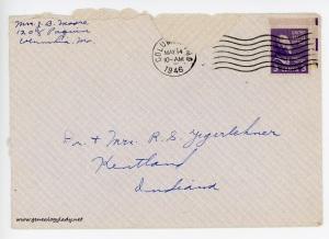 1946-05-13 (Barbara M.) envelope