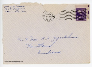 1946-05-13 (Barbara M.) envelope