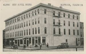 Hotel Byers Mattoon Illinois