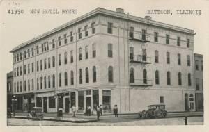 Hotel Byers Mattoon Illinois