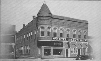 Kentland-hotel