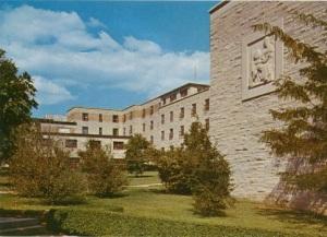 Wright Quadrangle, Indiana University