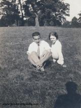 YEG1929 - Roscoe & Gladys (Foster) - Terre Haute, Indiana
